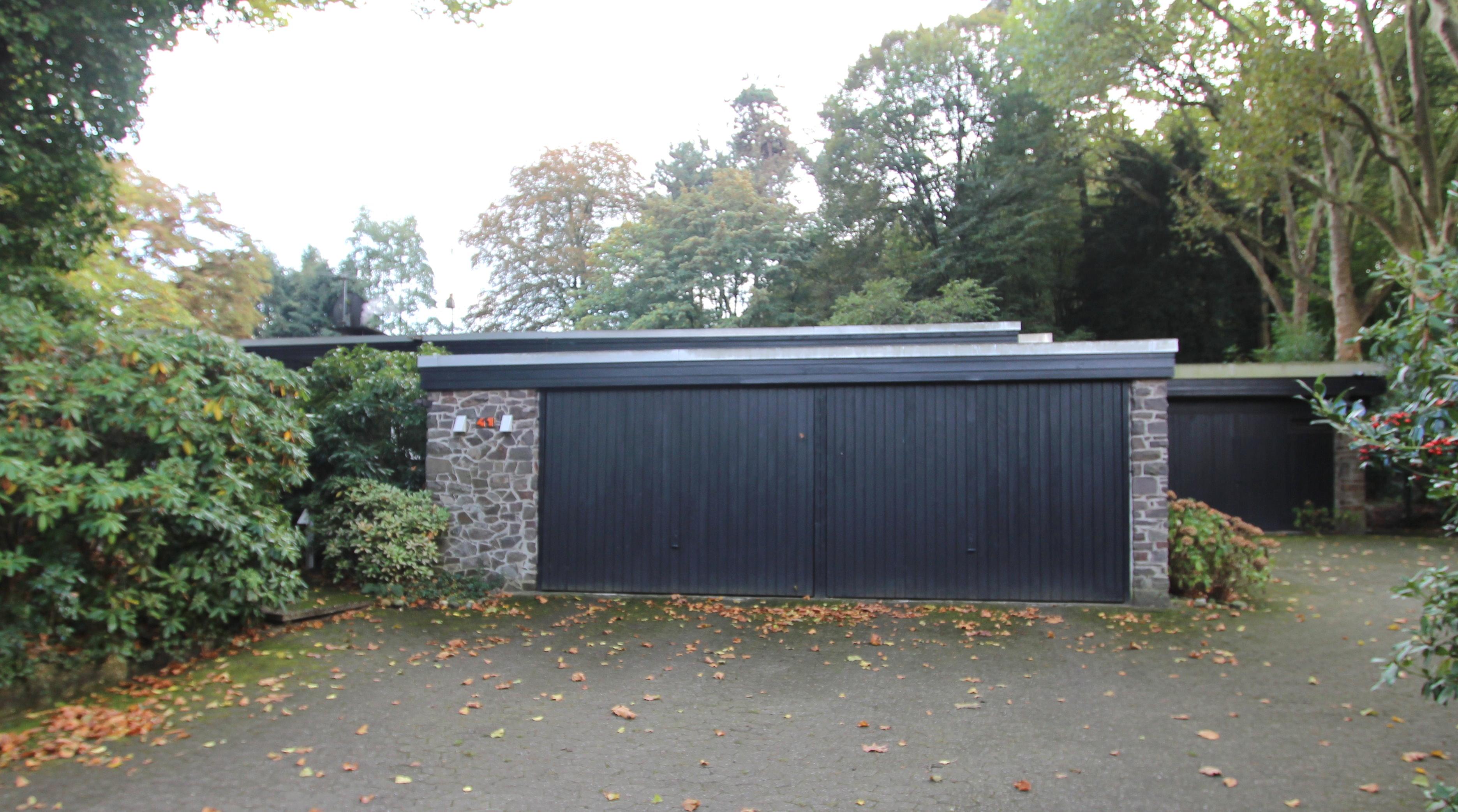 Unglaublich Garage Am Haus Das Beste Von File:düsseldorf-rath; A.jpg