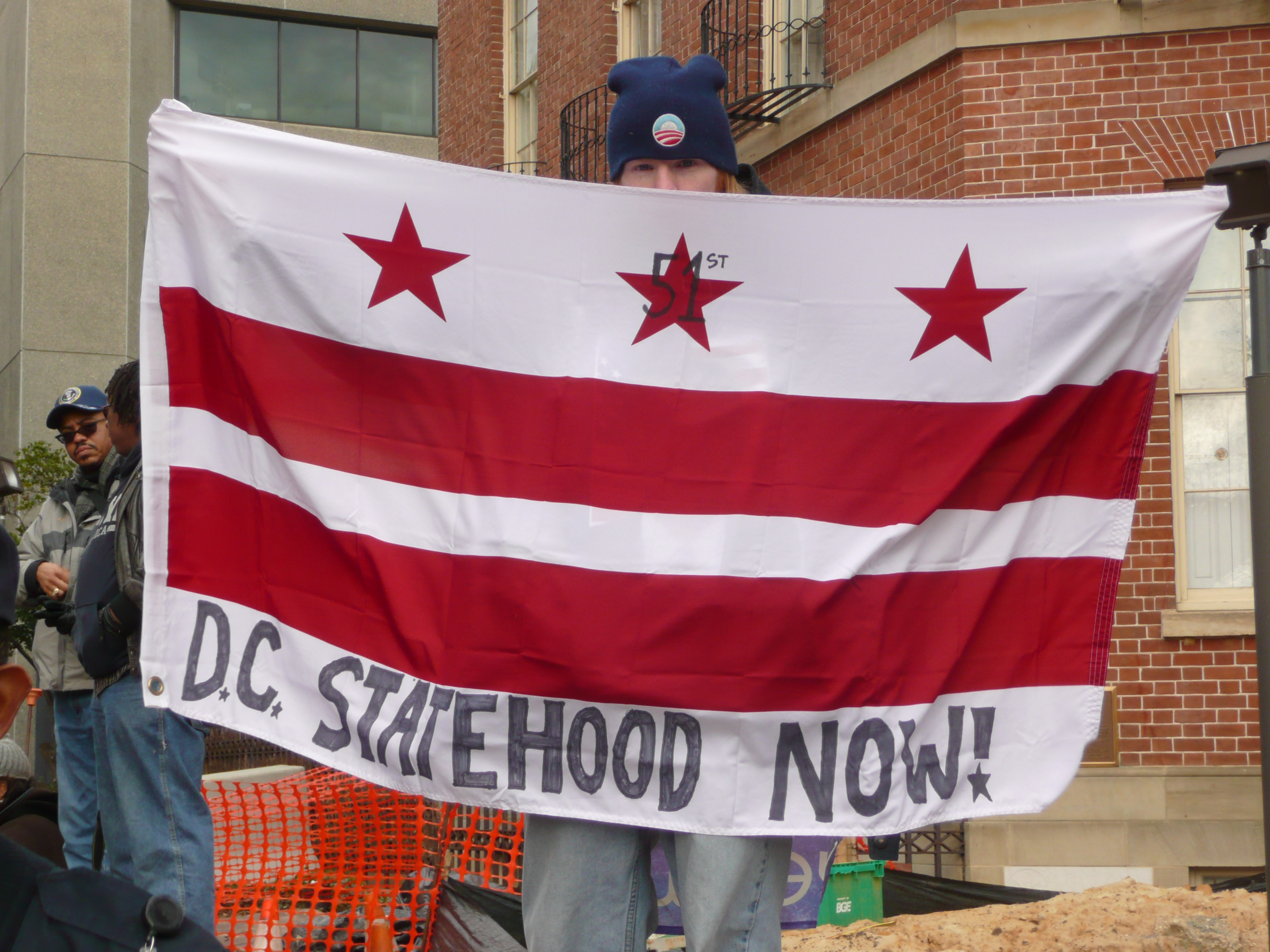 An Important Update from the DC Statehood Movement.