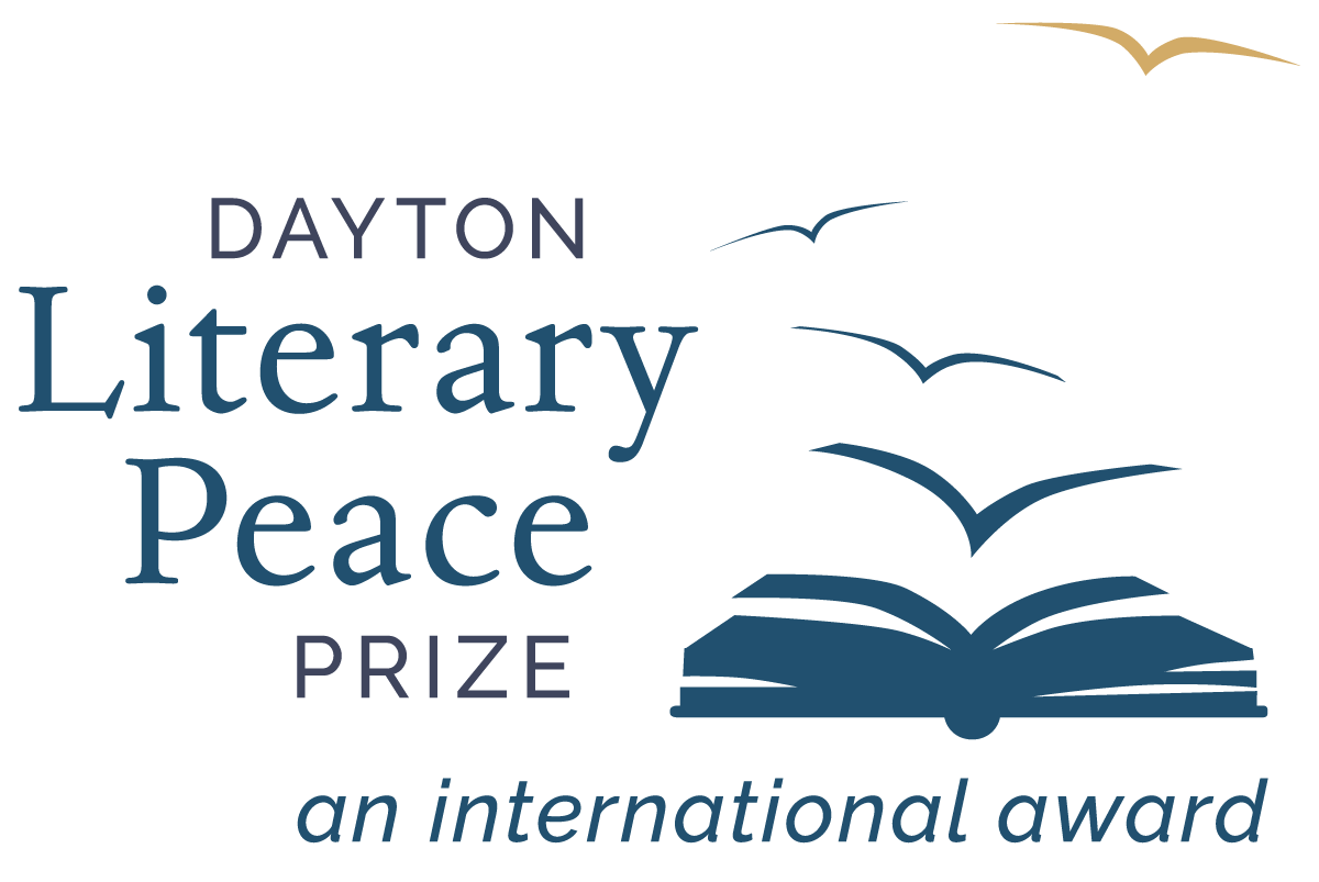 Image result for dayton literary peace prize logo