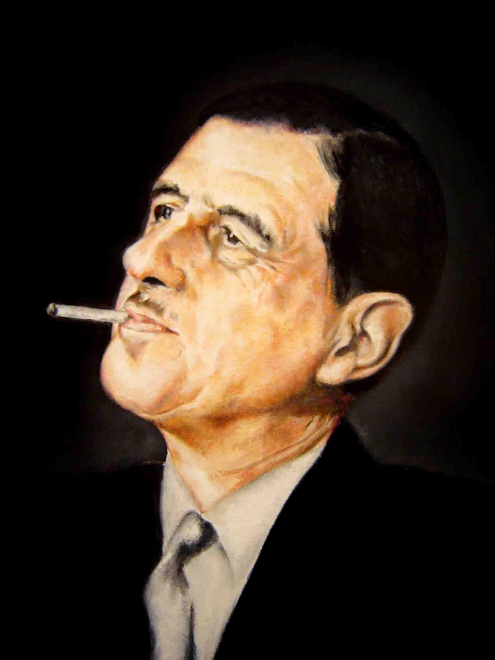 Le Général de Gaulle en 1958
