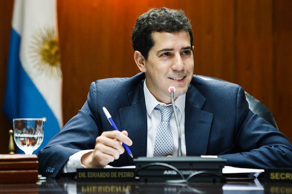 Eduardo De Pedro