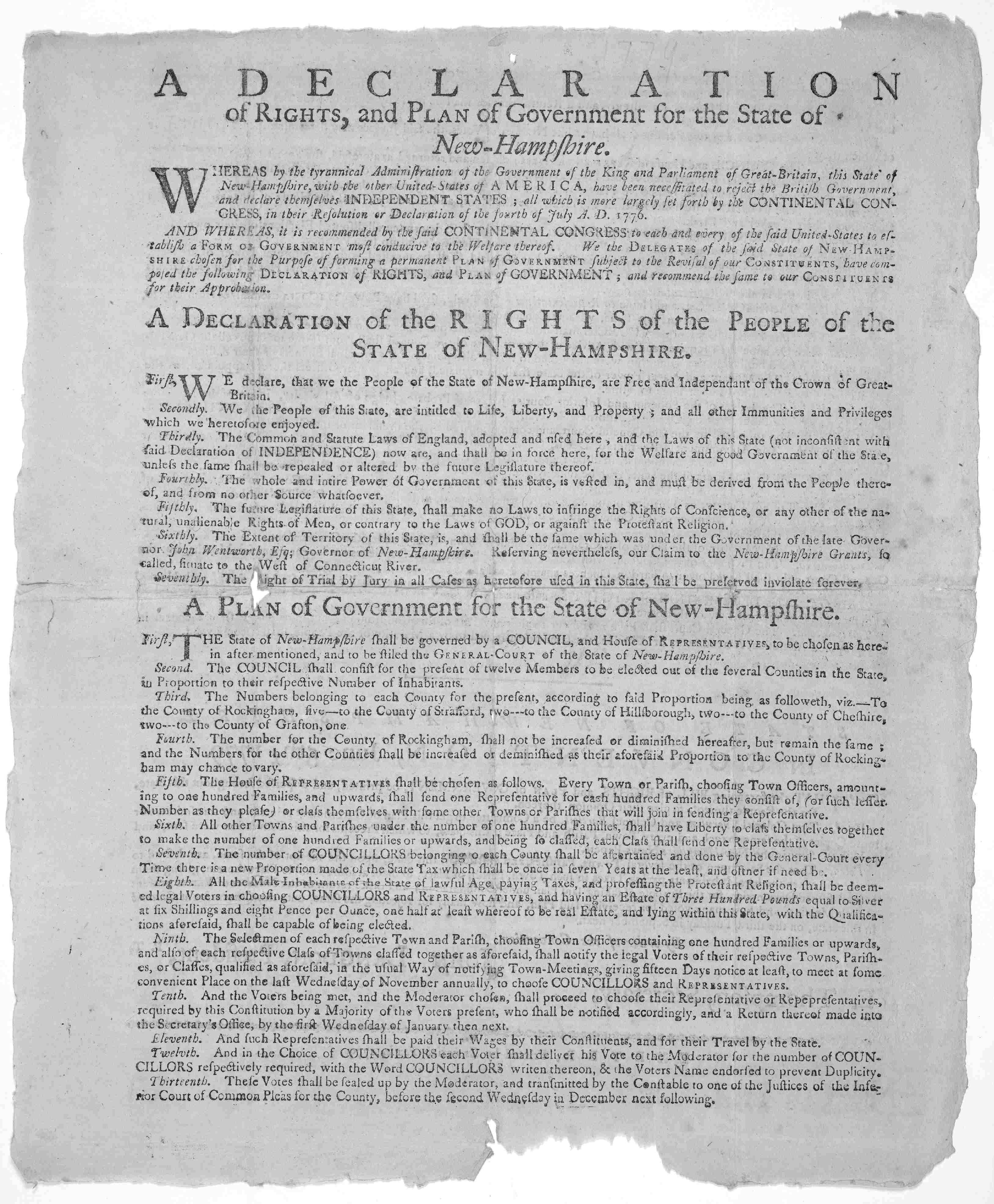 File Declaration of Rights New Hampshire Wikimedia