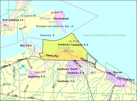 File Detailed Map Of Sandusky Png Wikimedia Commons