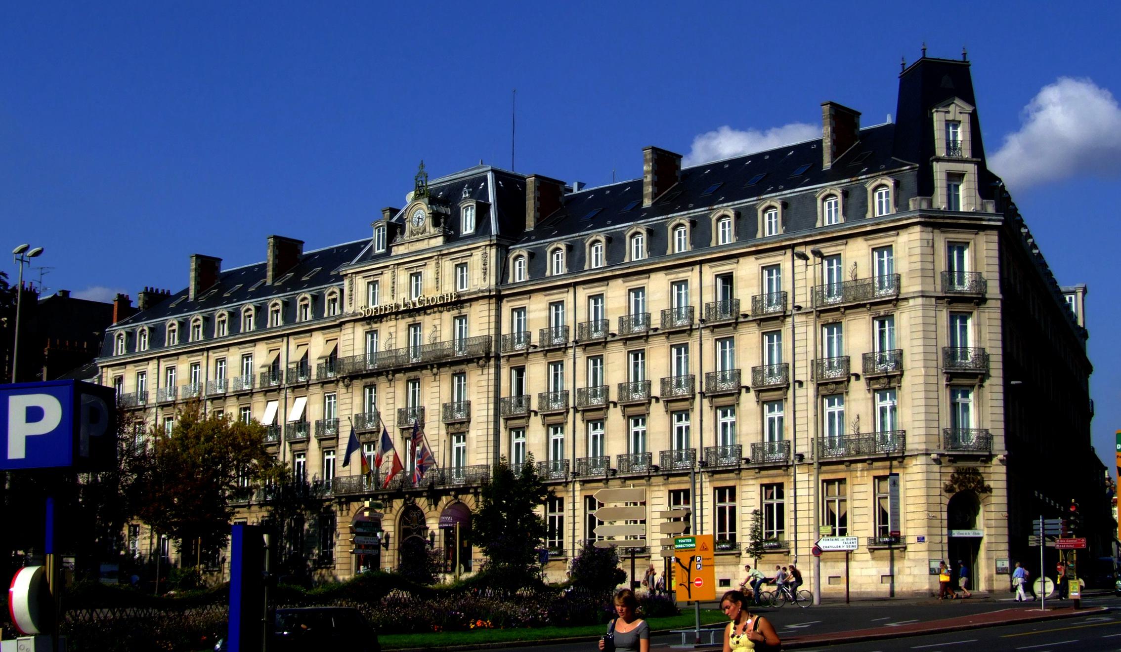 Poste Grand Ville Dijon