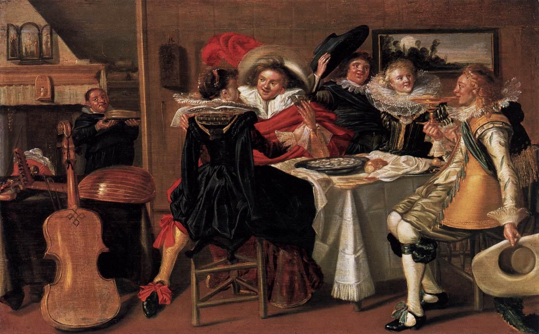Dirck_Hals_-_Merry_Company_at_Table_-_WG