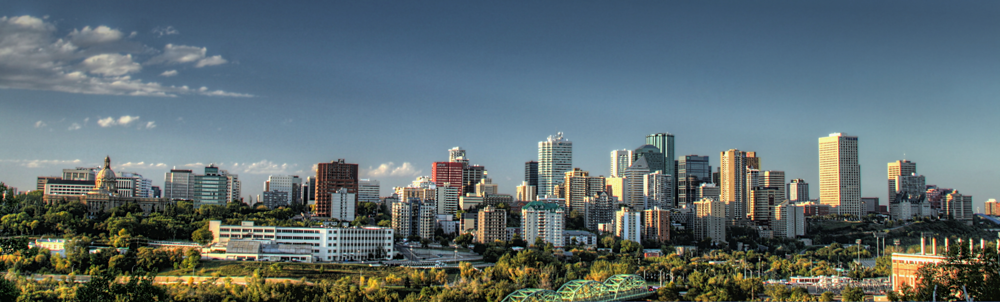 canada city skyline - photo #31