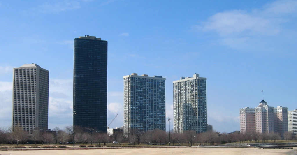 Park tower condominium chicago wikiwand for Edgewater retirement home