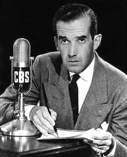Image result for edward r murrow london