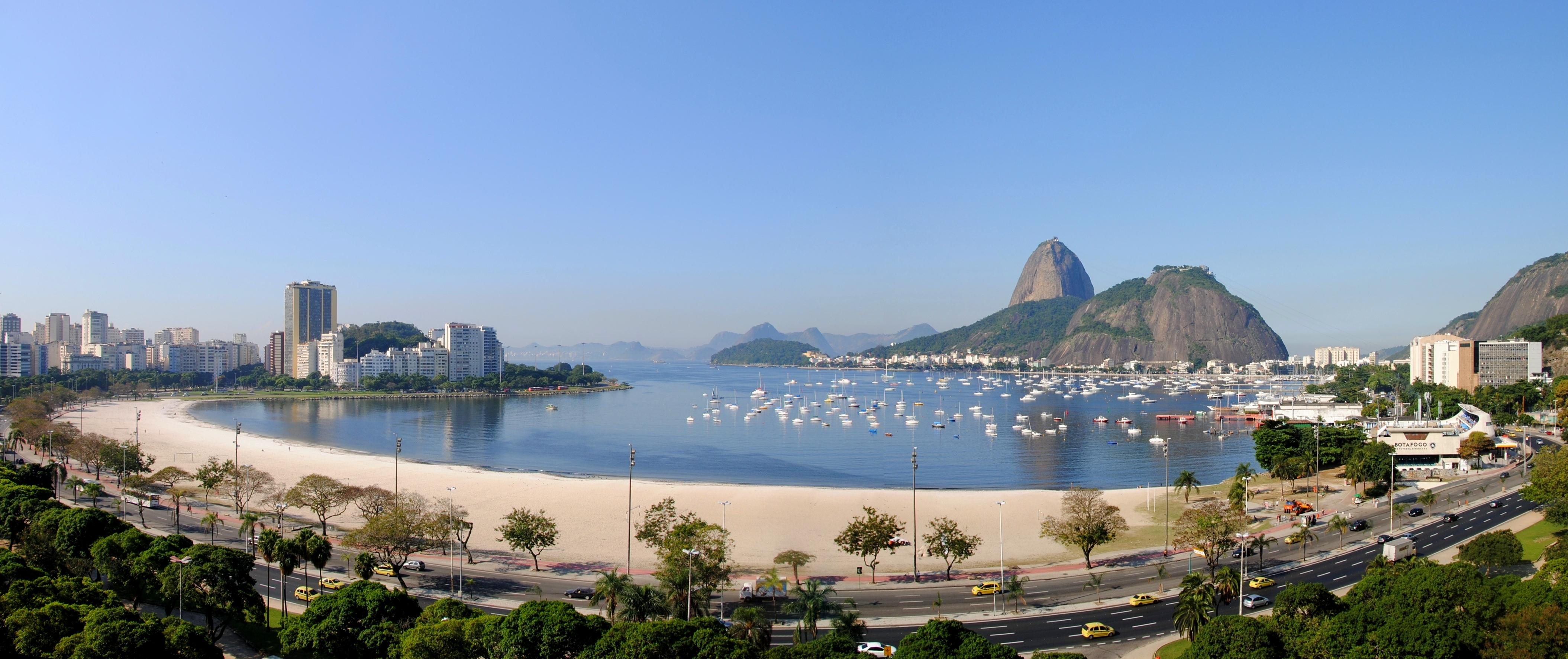 Hotel No Rio De Janeiro Botafogo