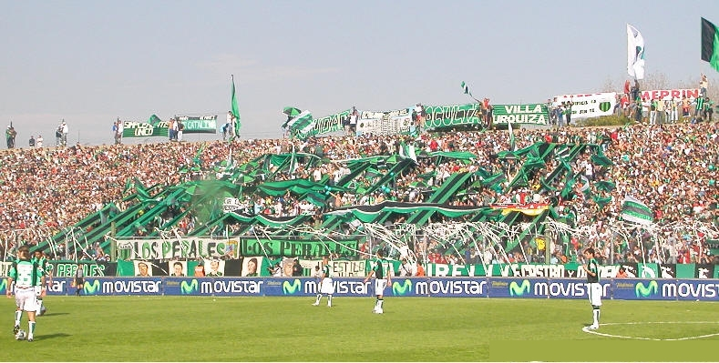 Supporter du Nueva Chicago