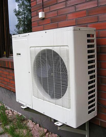 File External Heat Pump Jpg Wikimedia Commons