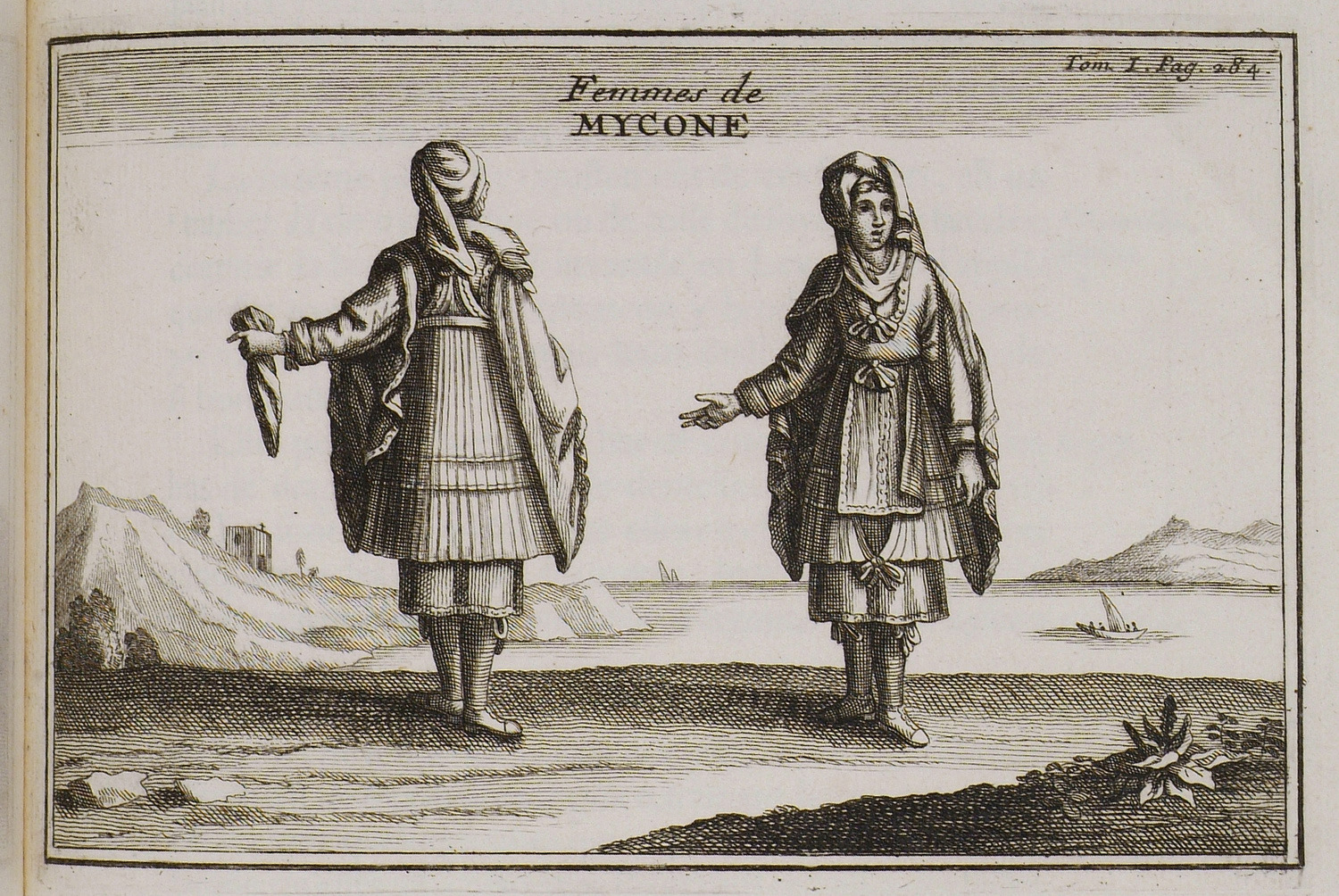 File:Femmes de MYCONE - Tournefort Joseph Pitton De - 1717.jpg