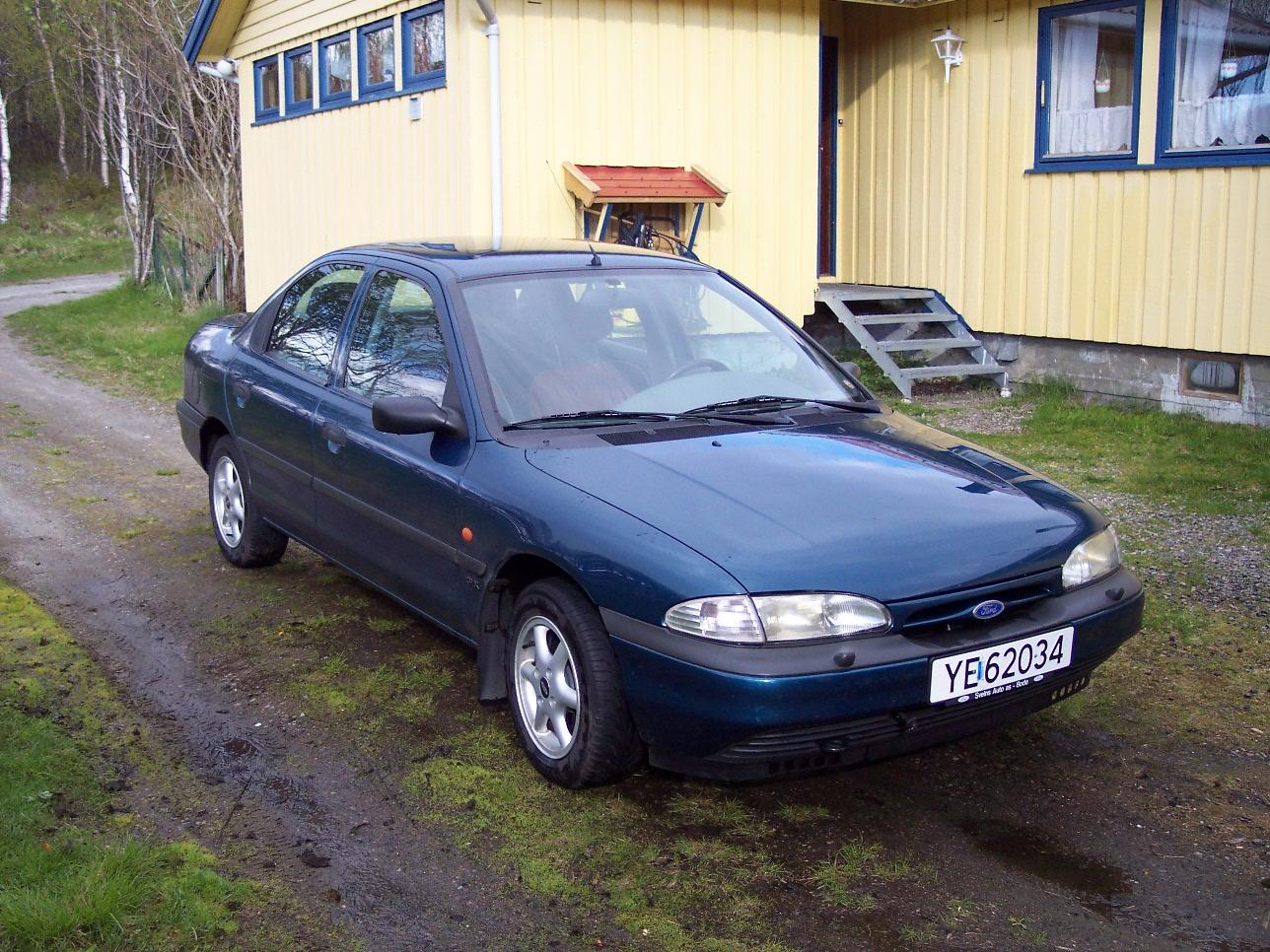 File Ford Mondeo 1994 Jpg Wikimedia Commons