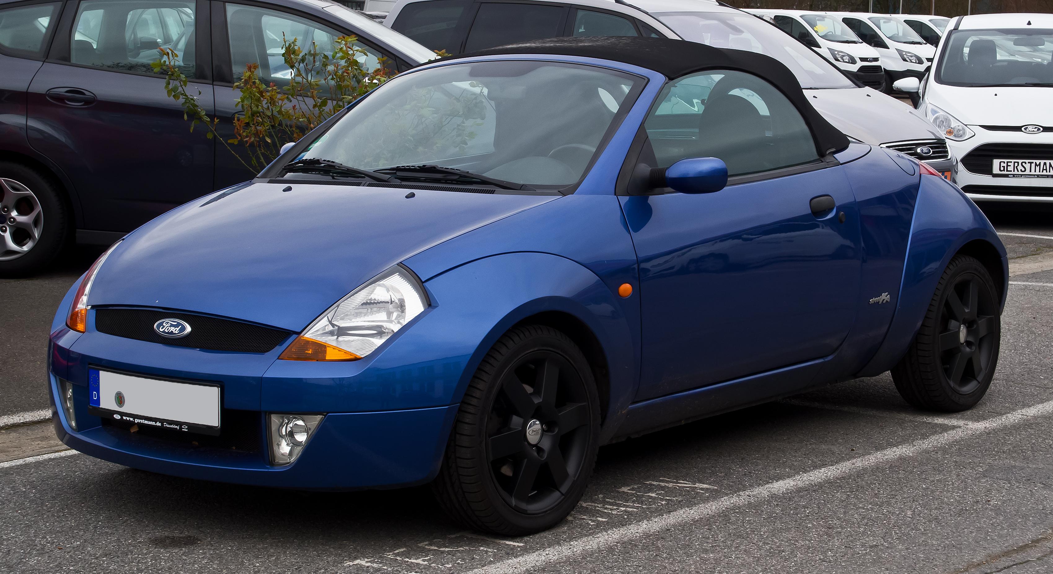 Car Insurance Ford Ka