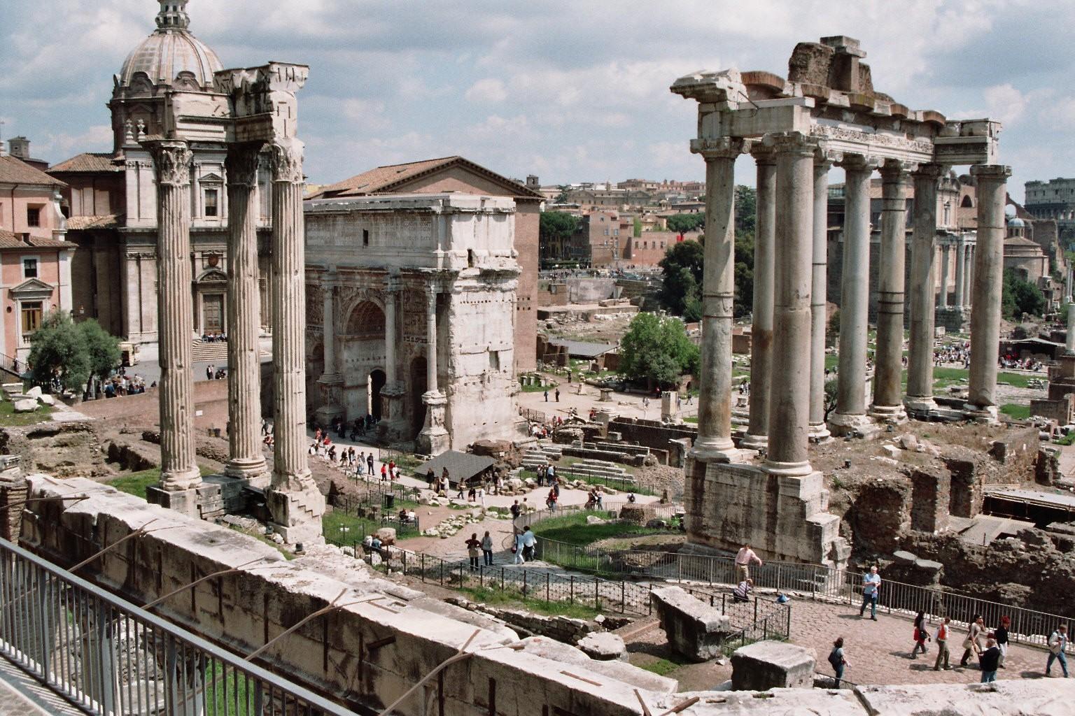 Forum Romanum -aukio
