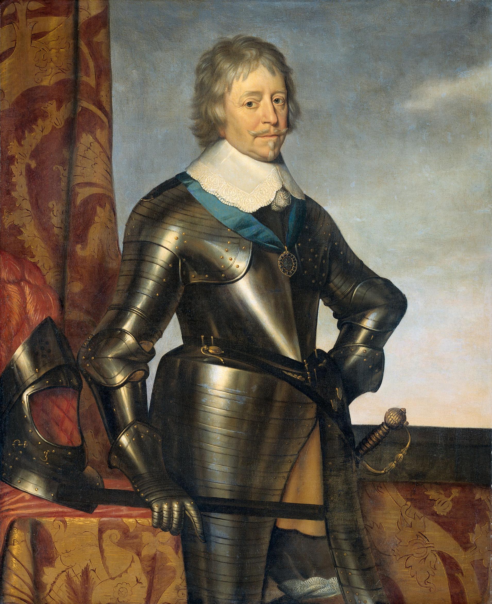 File:Frederik Hendrik (1584-1647), prins van Oranje ...