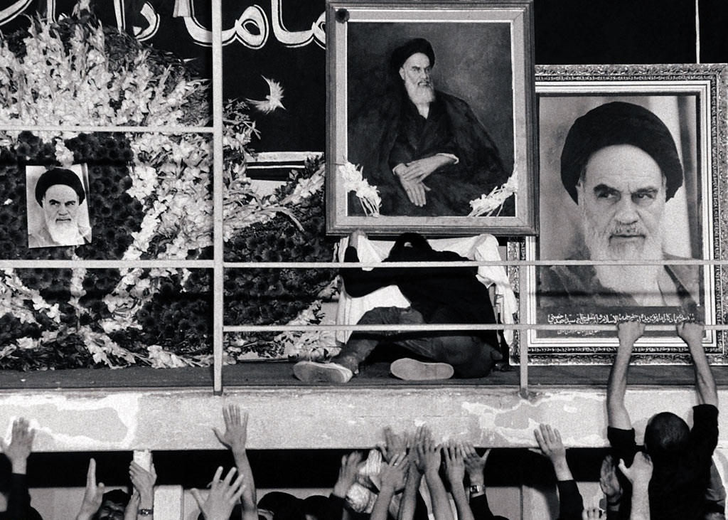 Death and state funeral of Ruhollah Khomeini - Wikipedia