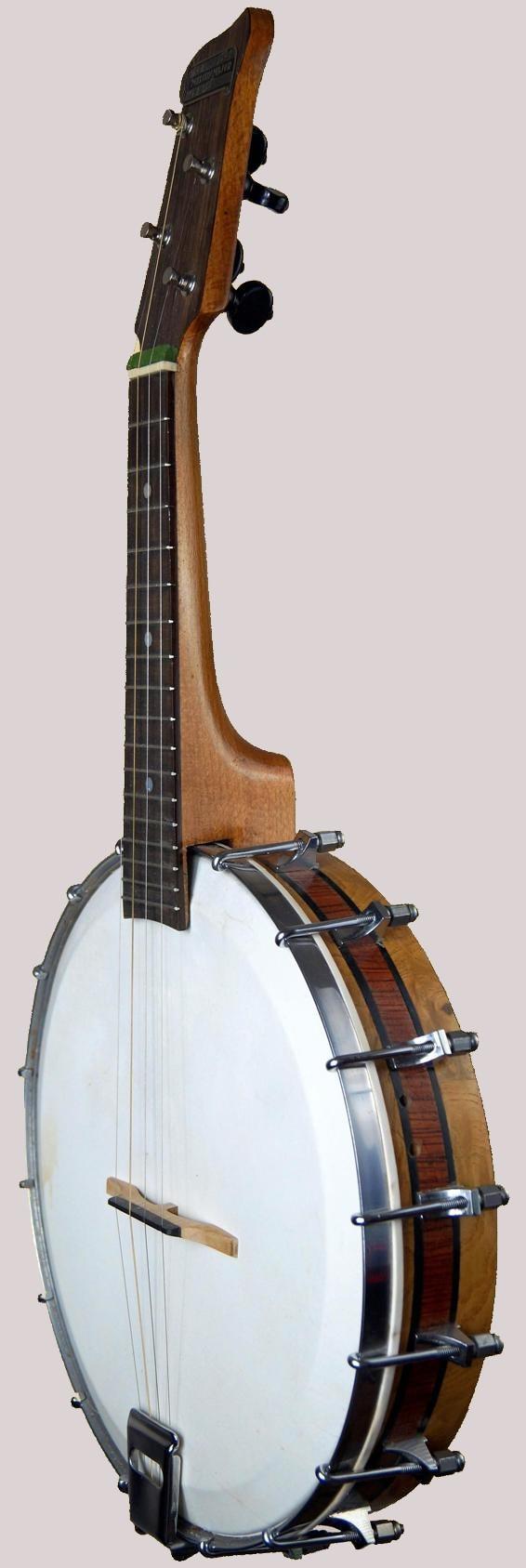 gh and s melody banjo at Ukulele Corner