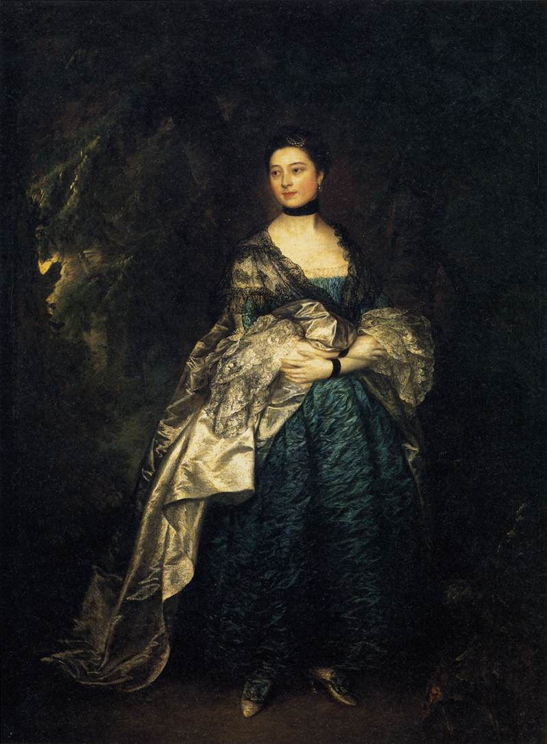File Gainsborough Ladyalston Louvre Jpg Wikimedia Commons