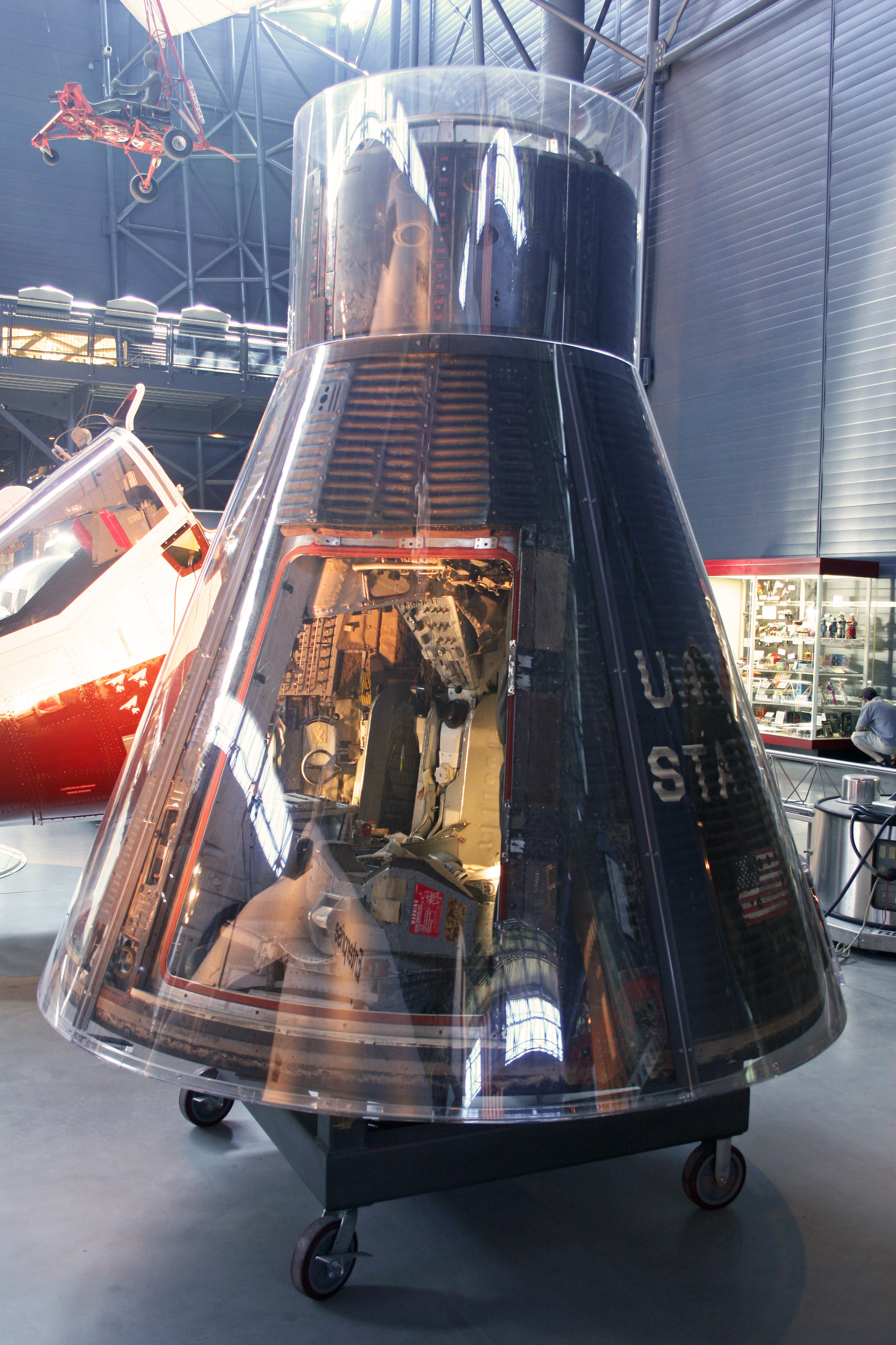 spacecraft gemini - photo #39