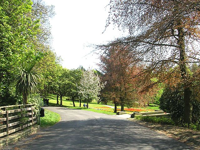 General View of Peel Park - geograph.org.uk - 416686