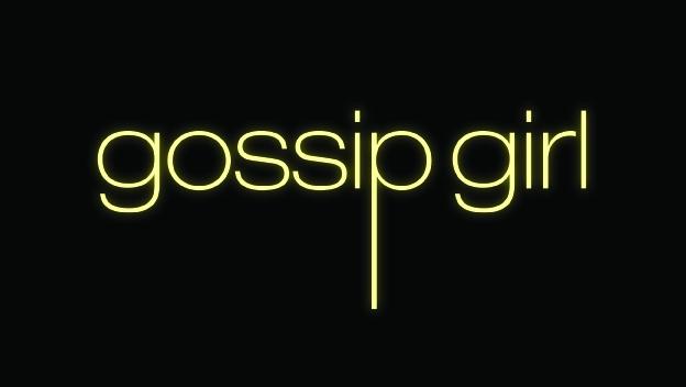 Depiction of Gossip Girl