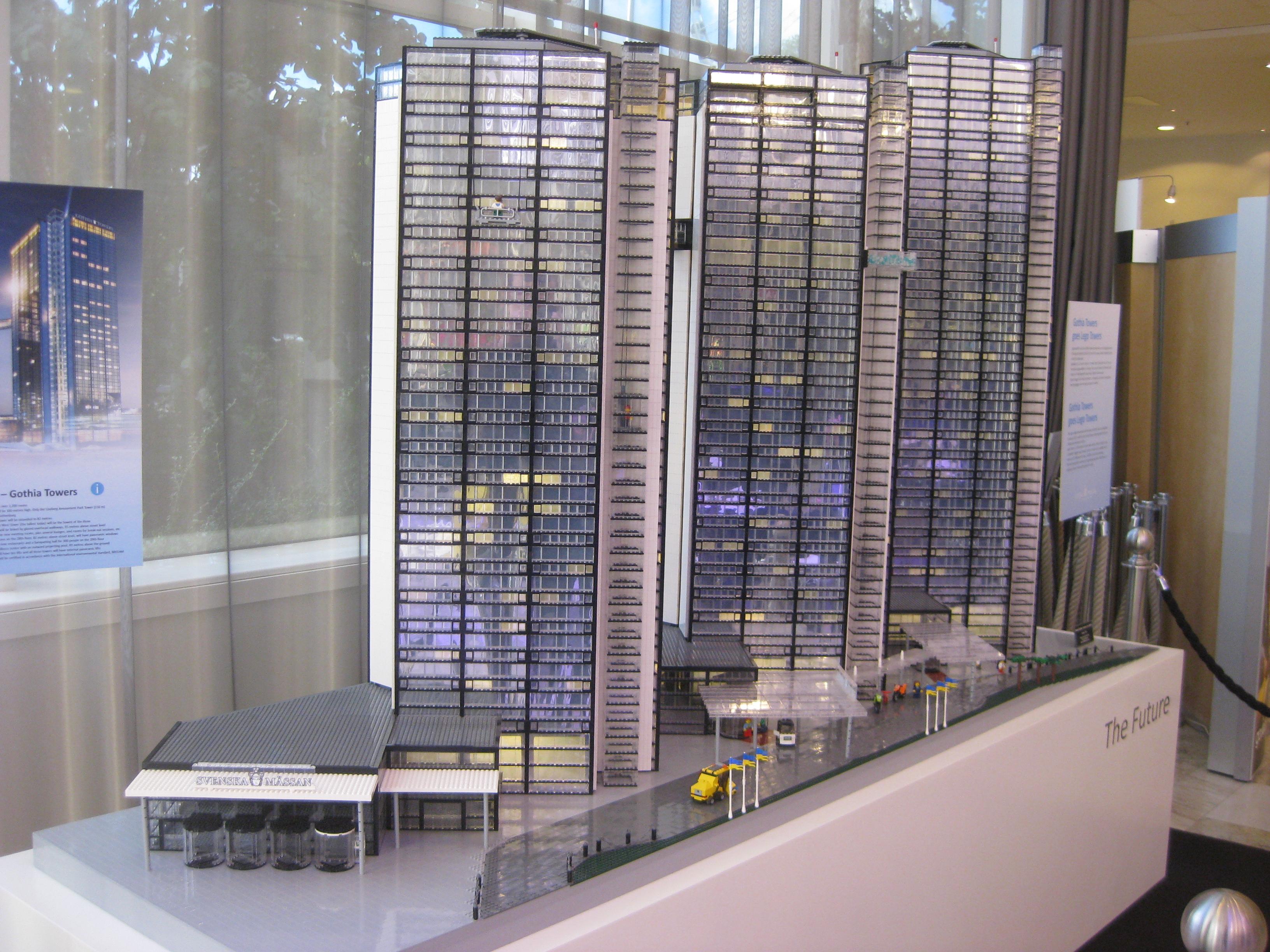 File:Gothia Towers in Lego 08.JPG - Wikimedia Commons