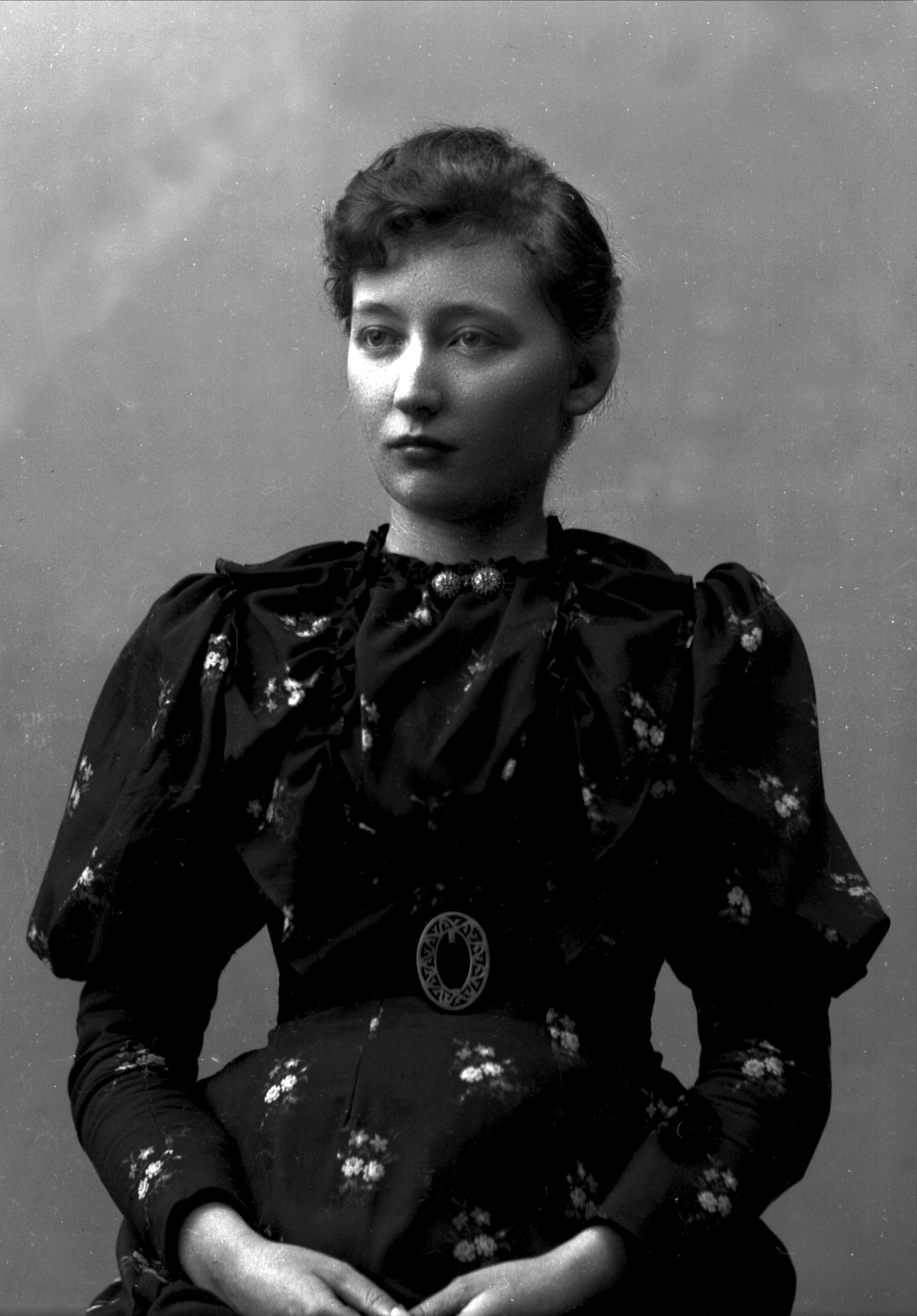 image of Hanna Resvoll-Holmsen