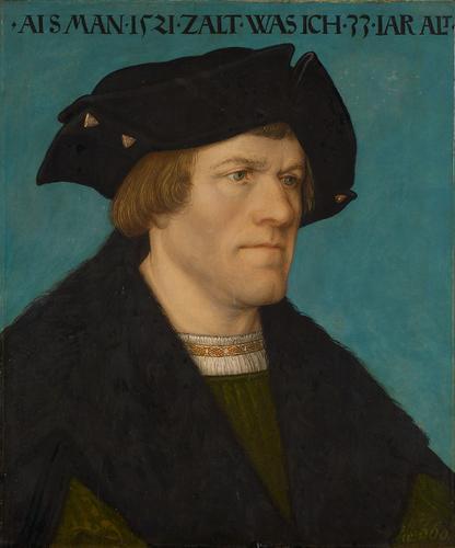 Hans Maler - Bildnis eines bartlosen Mannes.jpg