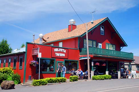 File Helvetia Tavern Washington County Oregon scenic