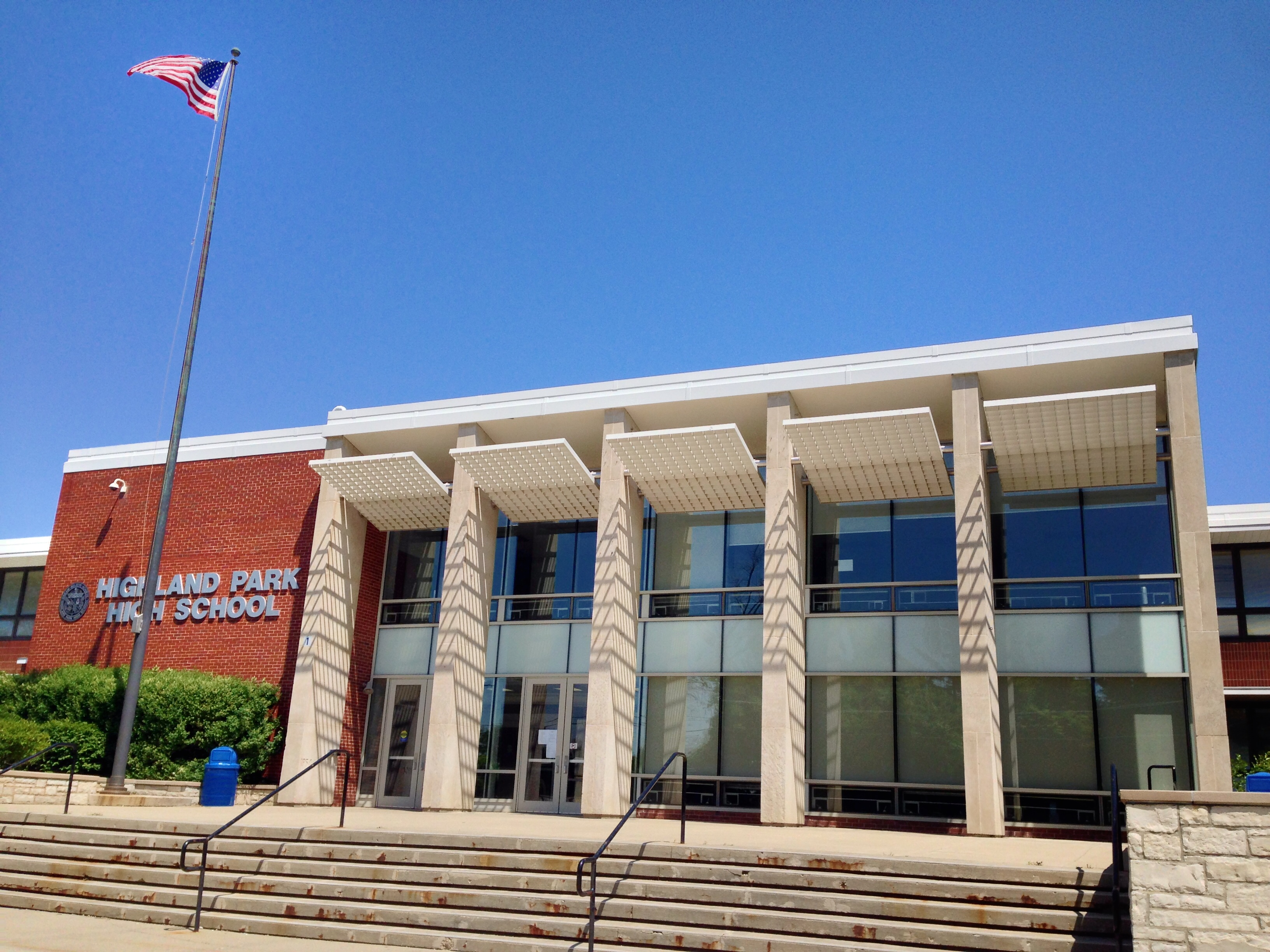 File highland park high school highland park illinois for Craft schools in usa