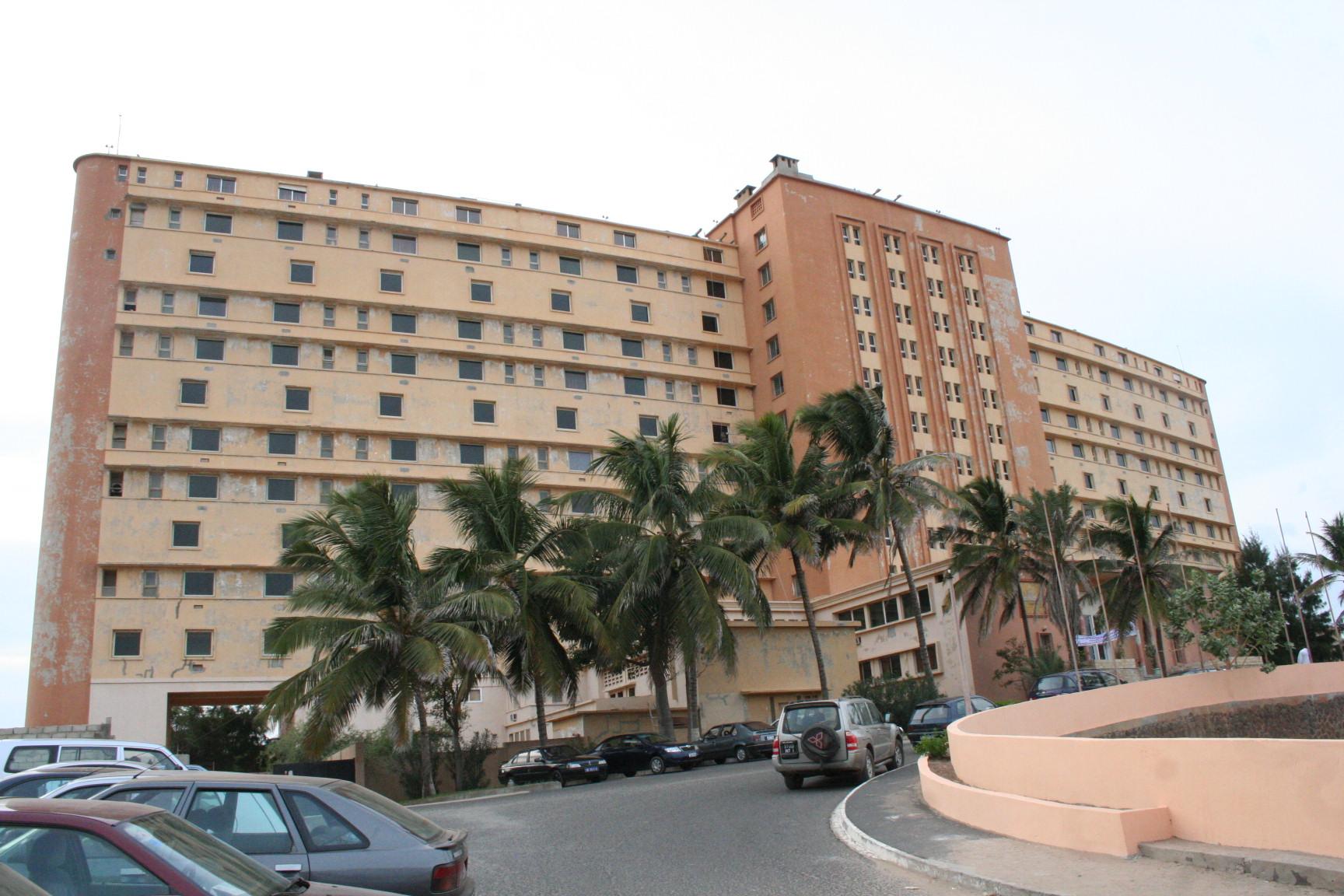 Hotel Dakar  Etoiles