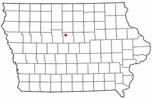 Loko di Webster City, Iowa