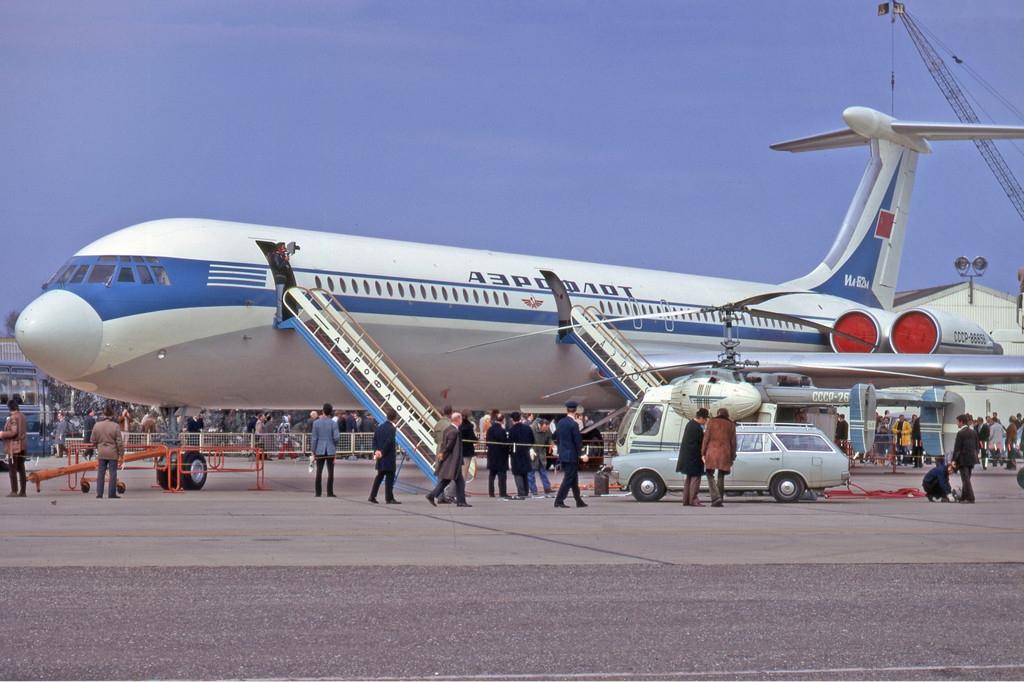 Flight Russian 42