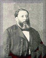 José Hernández, autor del libro Martín Fierro