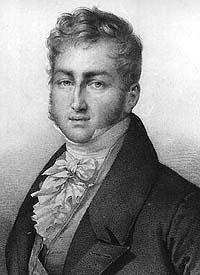 gravure, portrait de Polignac