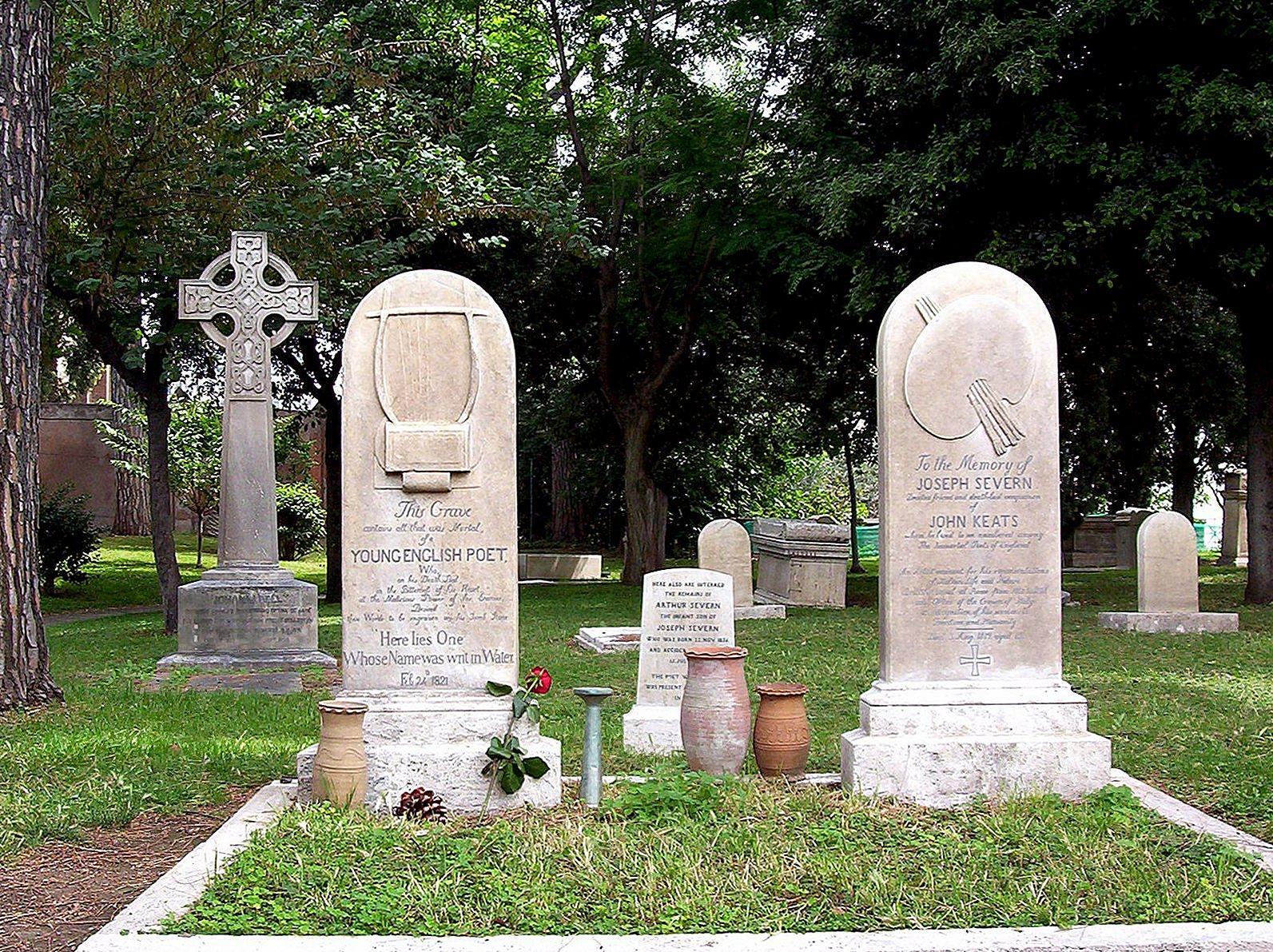 https://upload.wikimedia.org/wikipedia/commons/8/8c/Keats_grave.jpg
