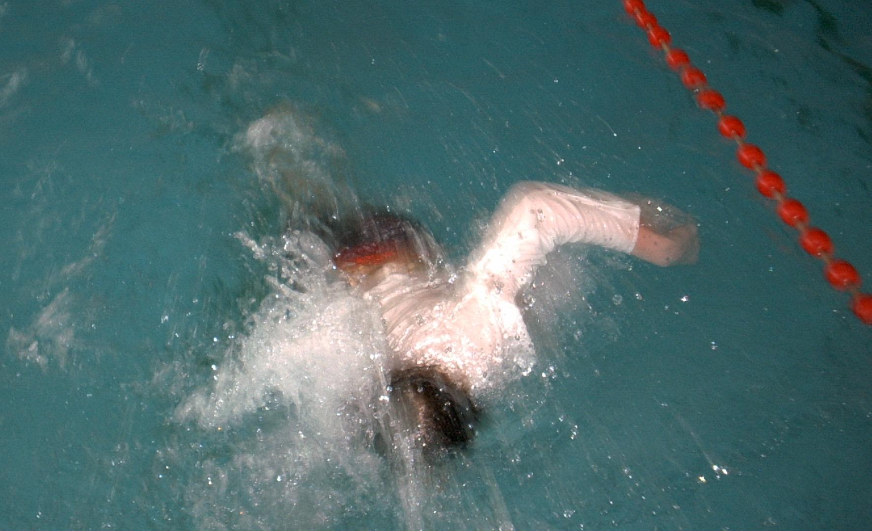 Schwimmen klamotten Mit Rock