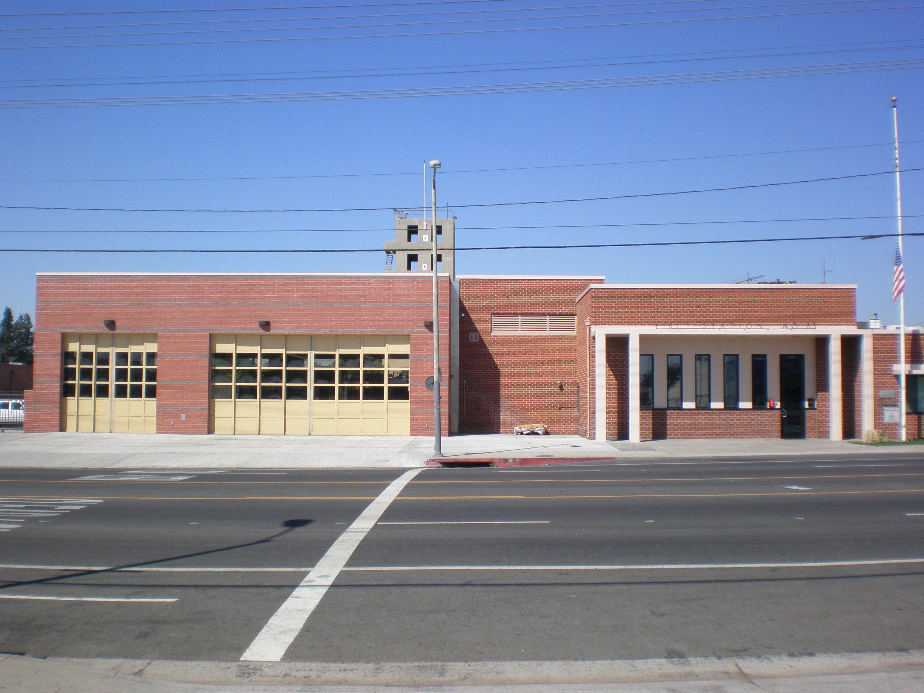 File:LAFD Station - 89 JPG - Wikimedia Commons