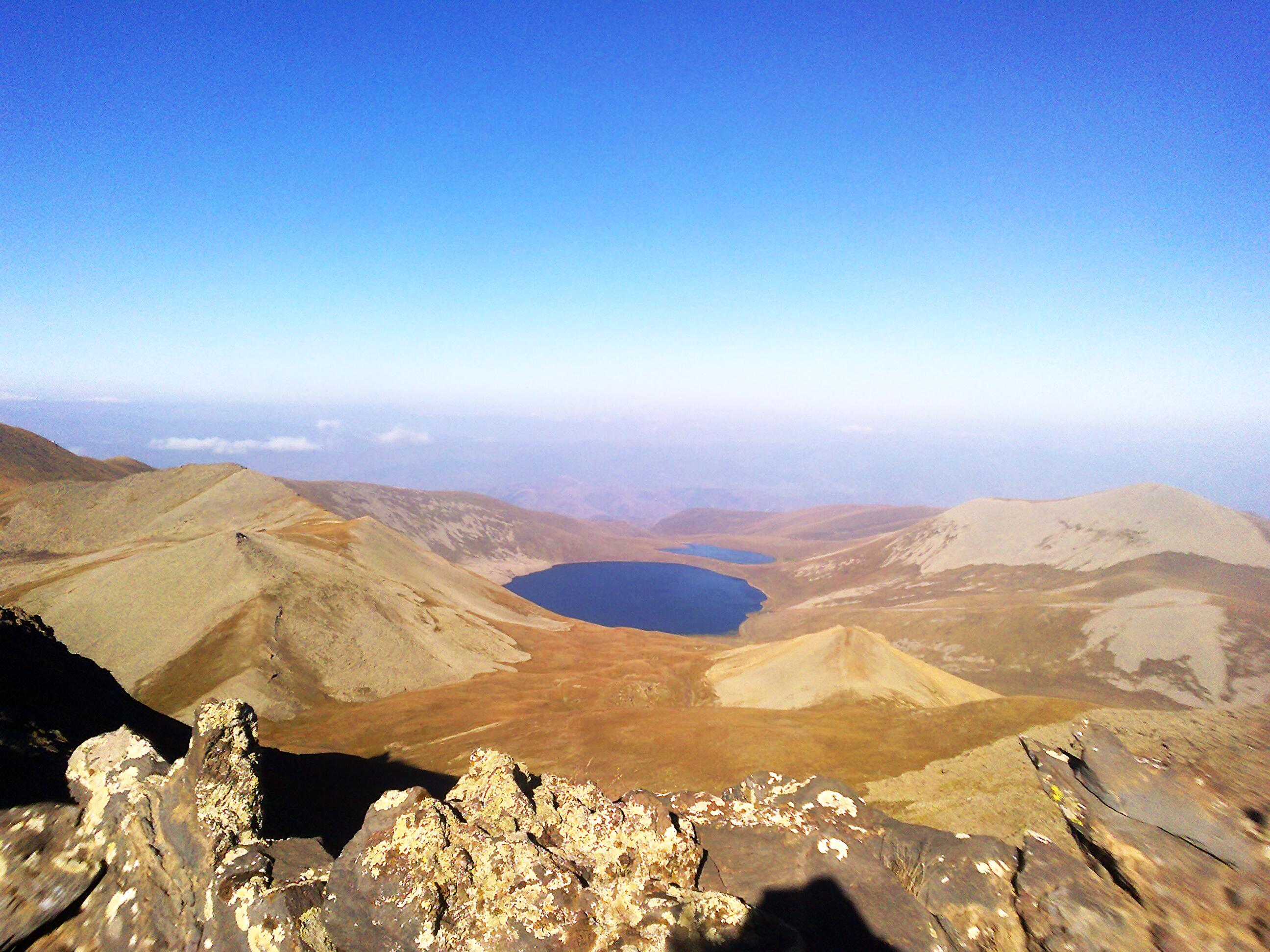Озеро Сев