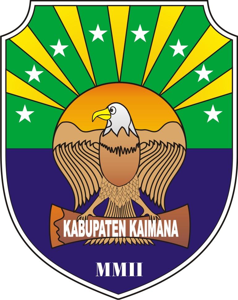 Berkas Lambang Kabupaten Kaimana Jpg Wikipedia Bahasa Indonesia Ensiklopedia Bebas