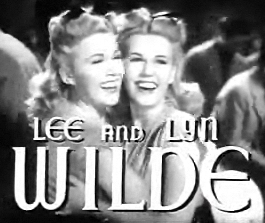 Lee and Lyn Wilde