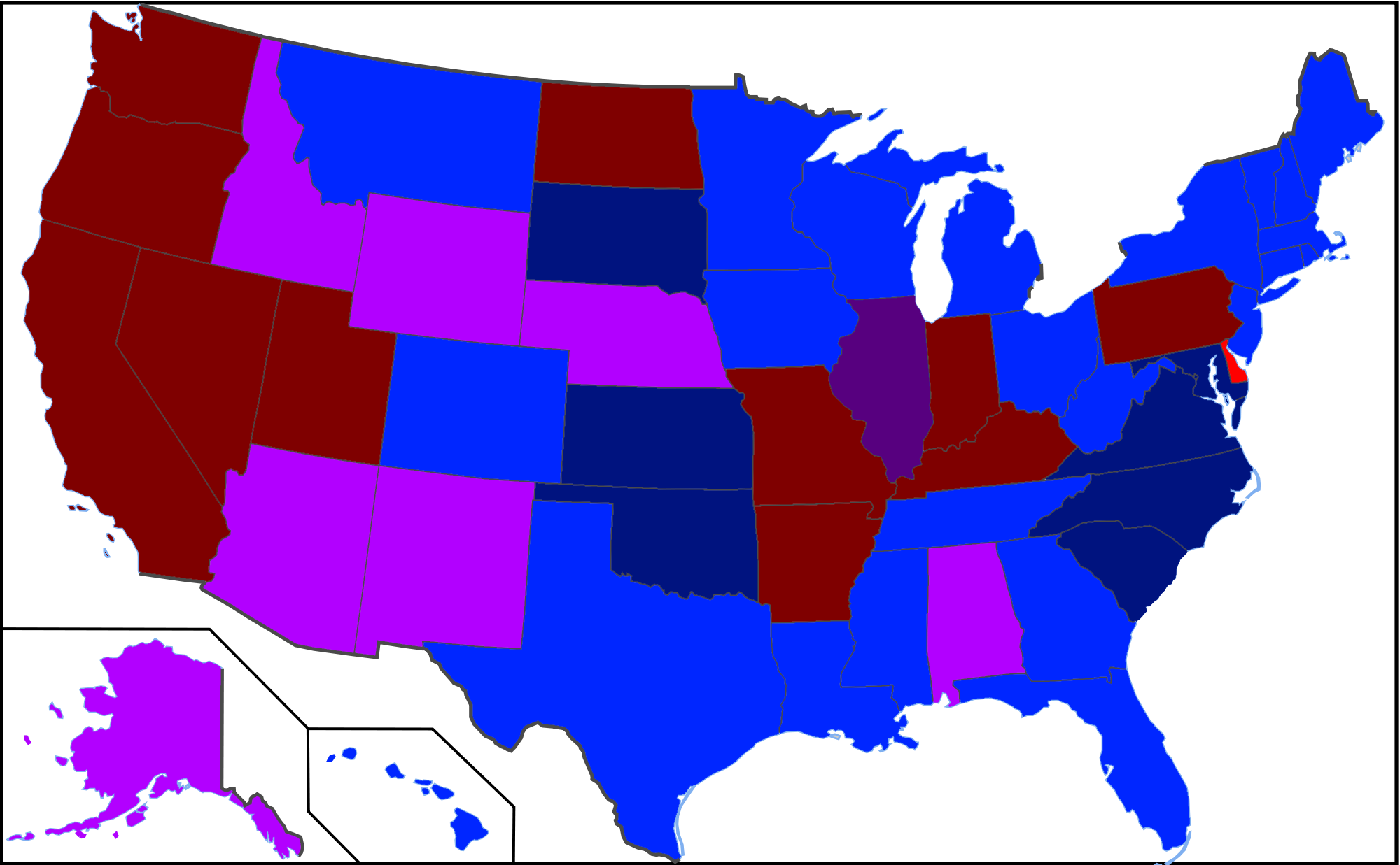 Ages of consent in the United States