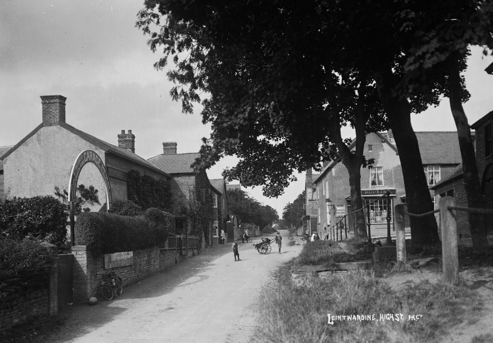 Leintwardine High St