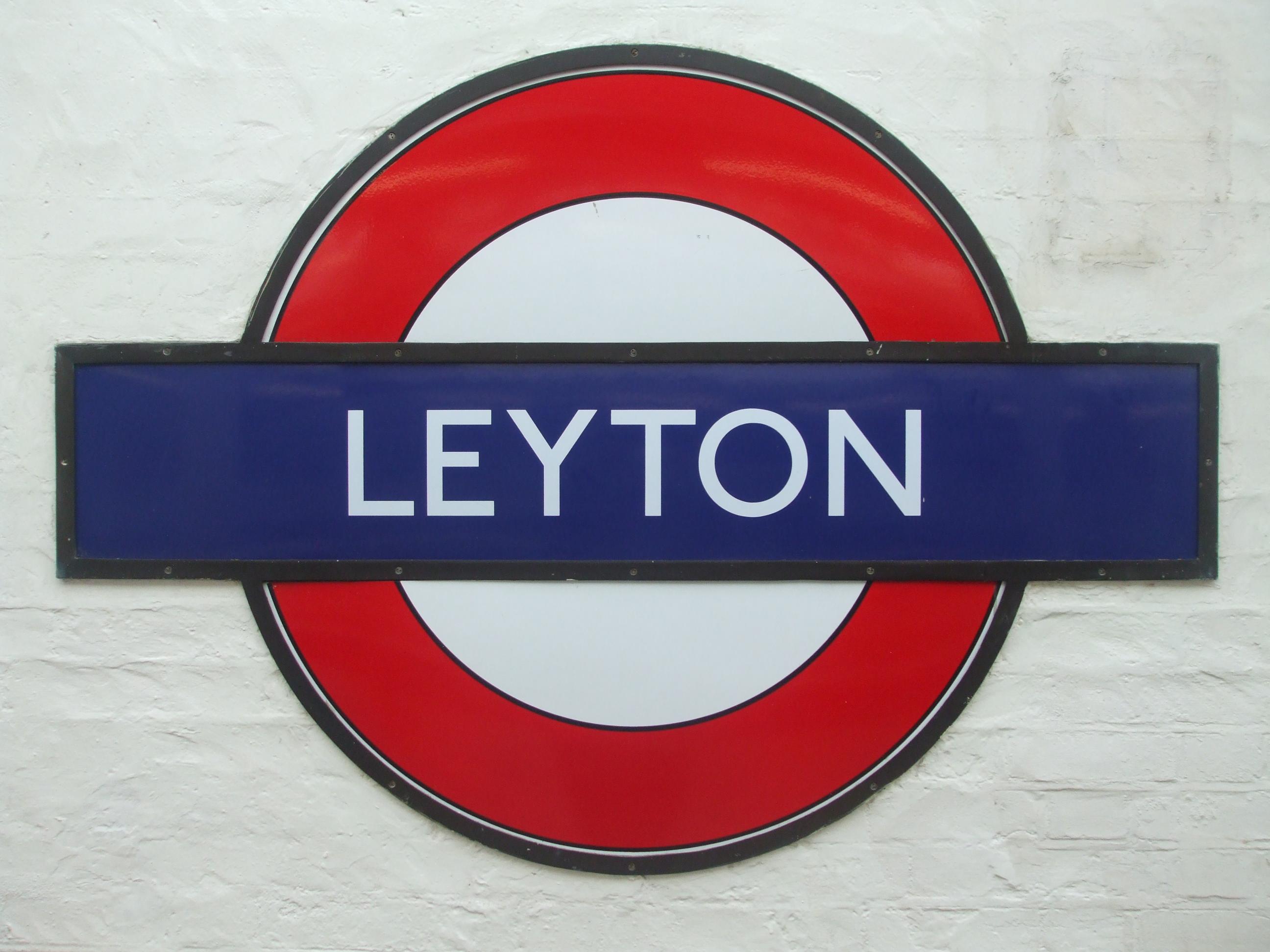 Leyton Tube Station Mapio