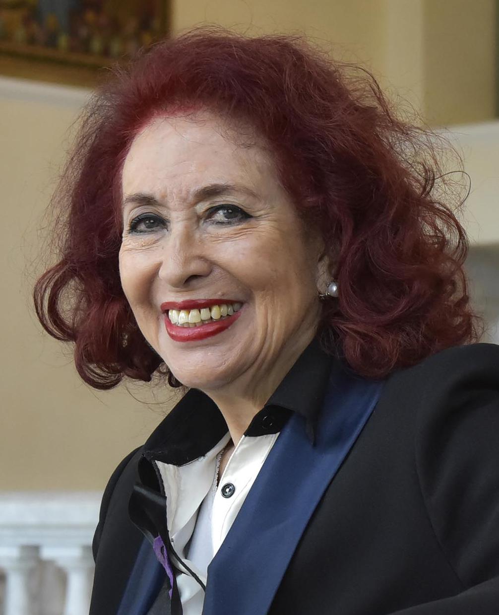 Lidia Falcón in 2019