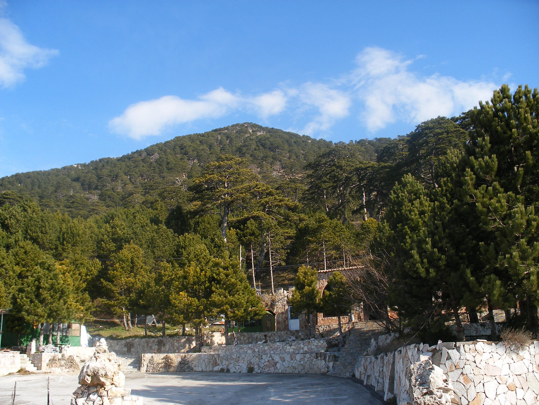 Najlepši nacionalni parkovi sveta Llogara_pass