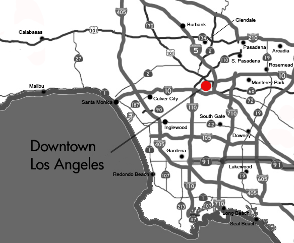 FileLos Angeles Freeway Mappng  Wikimedia Commons