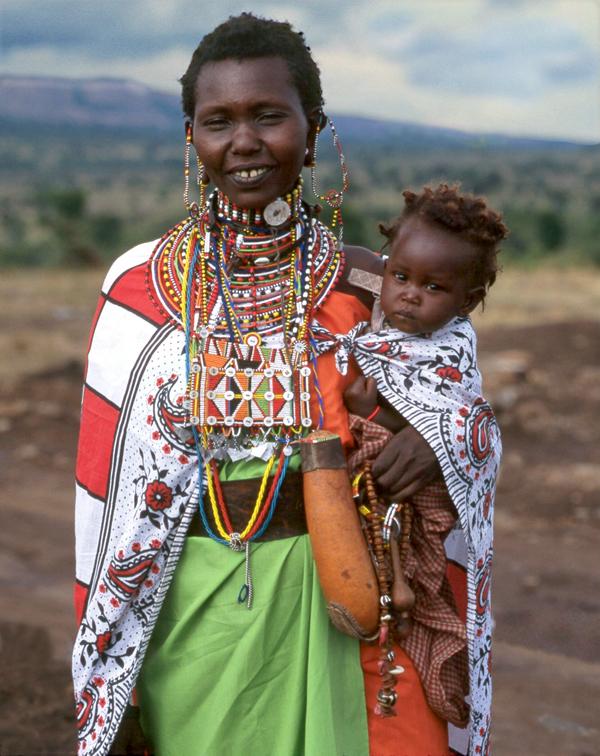 African Girl Tribal Names