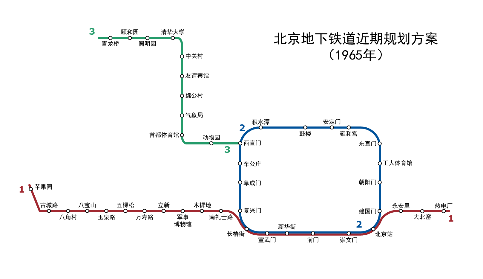File:Map of Beijing Subway 1965 construction plan.png - Wikimedia ...